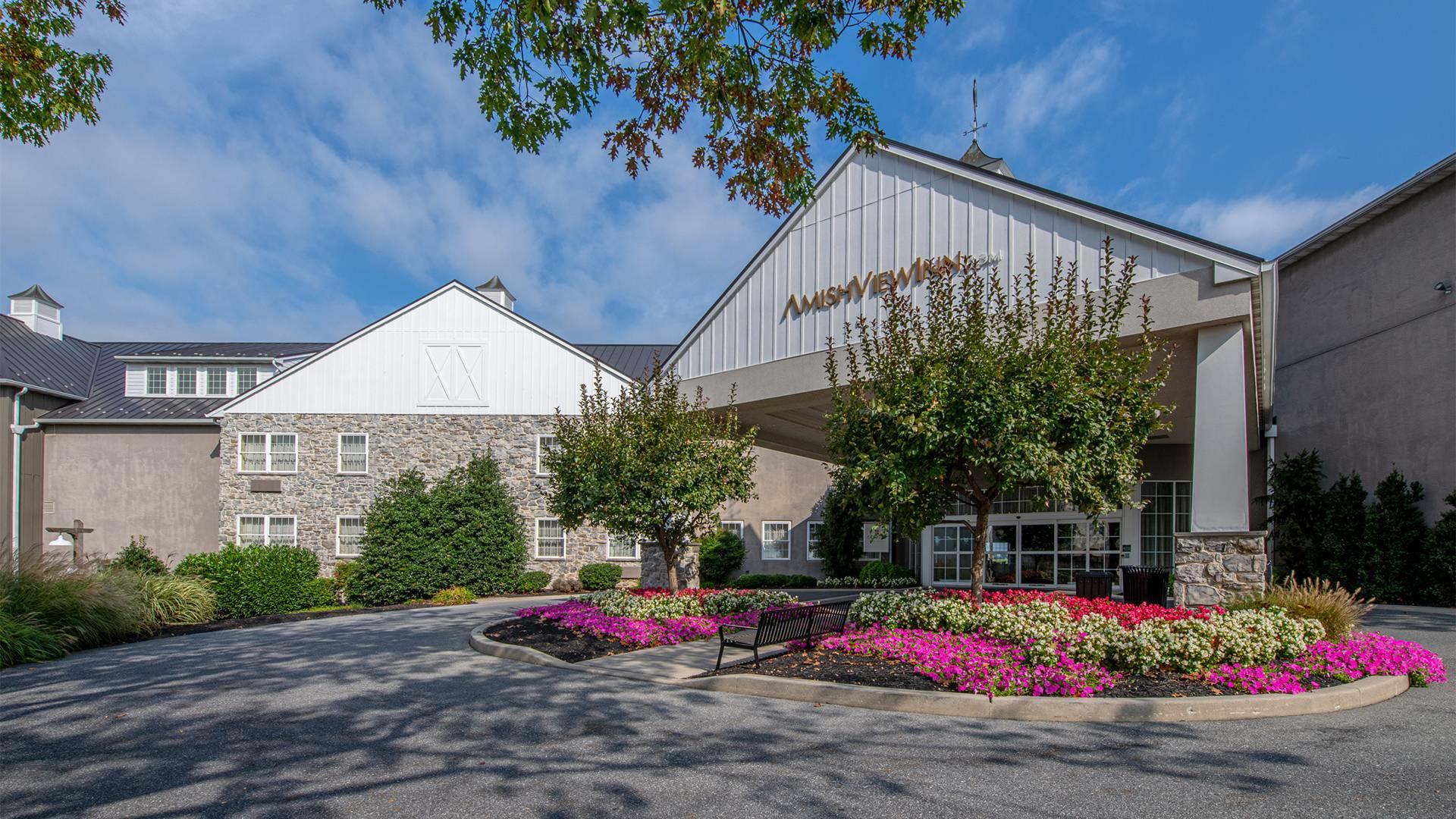 AmishView Inn & Suites exterior