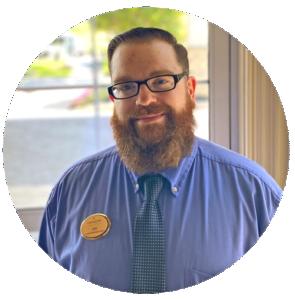 Jon Rogers, Guest Services Lead