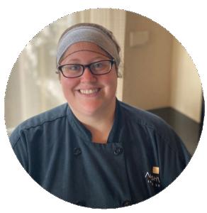 Melissa Hudler, Breakfast Attendant