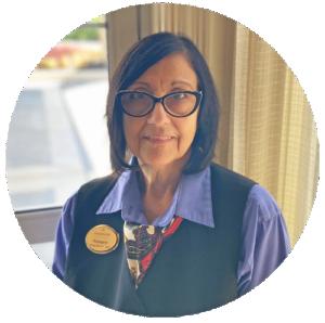 Roseann Fowler, Guest Services Lead