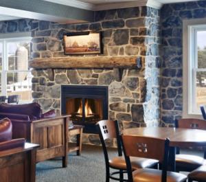 AmishView Inn & Suites lobby